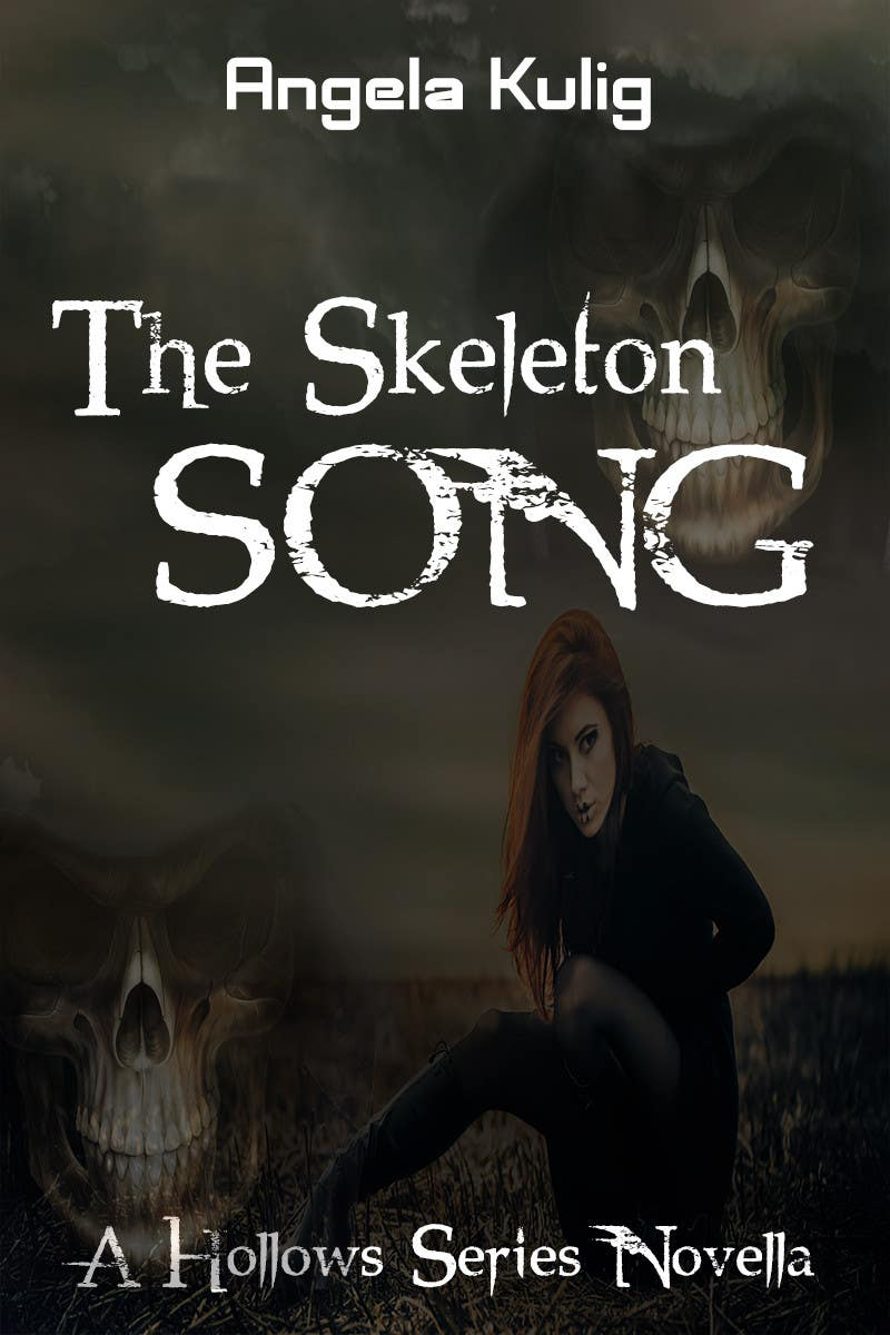 Konkurrenceindlæg #155 for The Skeleton Song New Cover