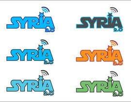 #45 for Logo Design for Syria 2.0 af iakabir