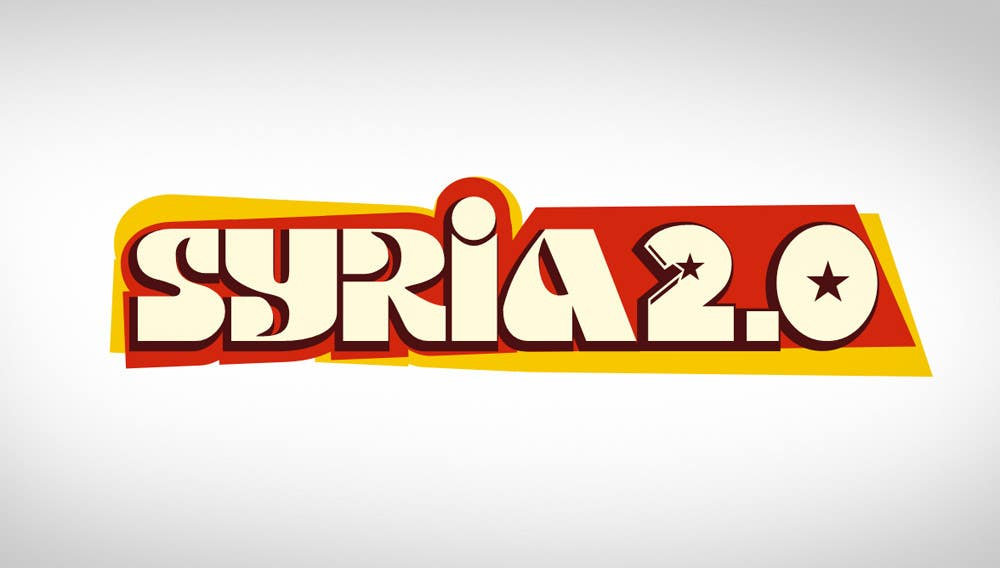 Penyertaan Peraduan #                                        115                                      untuk                                         Logo Design for Syria 2.0