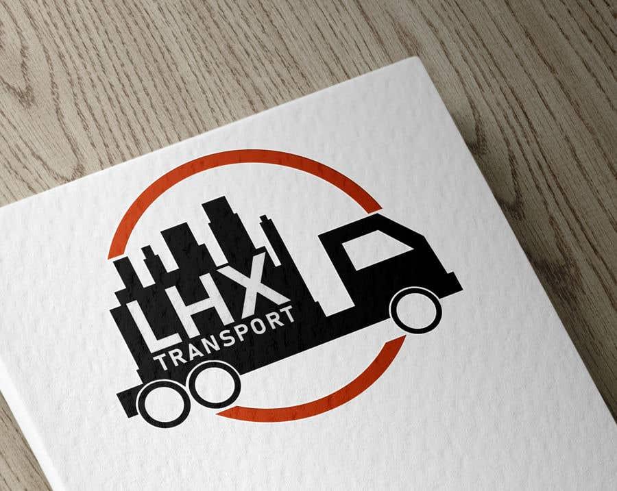 Proposition n°                                        55                                      du concours                                         logo entreprise de transport