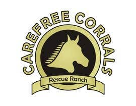 #14 for Logo Design for Carefree Corrals, a non-profit horse rescue. by noelniel99