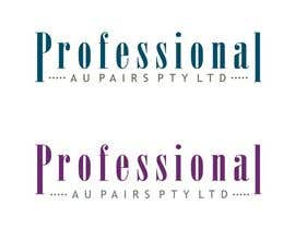 #154 for Logo Design for Professional Au Pairs Pty Ltd by ramapea