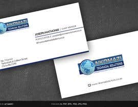 #9 untuk Design Letterhead and Business Card for a technical solutions company oleh arnee90