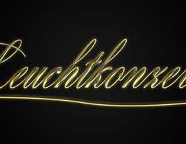 #17 for Design eines Logos für Leuchtkonzerte by sharonna511