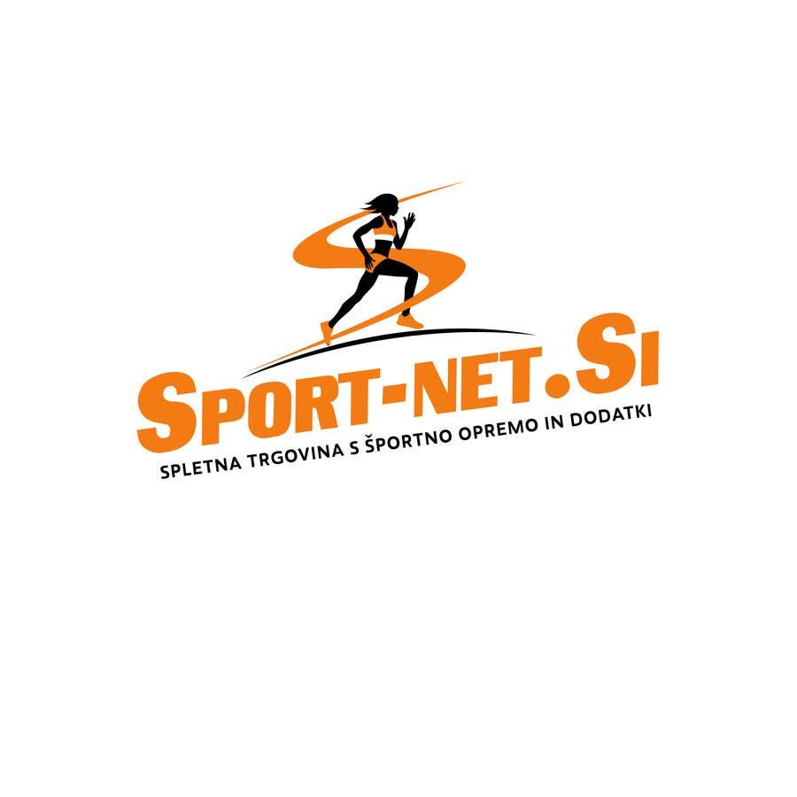 Konkurrenceindlæg #                                        87                                      for                                         Design a Logo for new online sport-shop