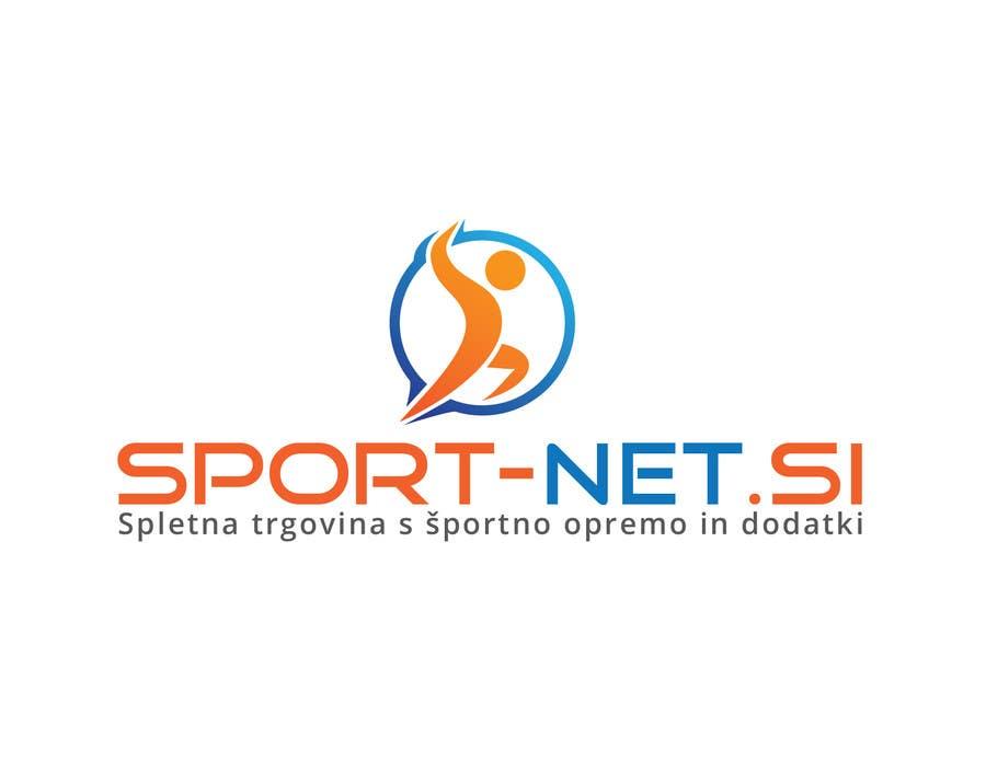Konkurrenceindlæg #                                        135                                      for                                         Design a Logo for new online sport-shop