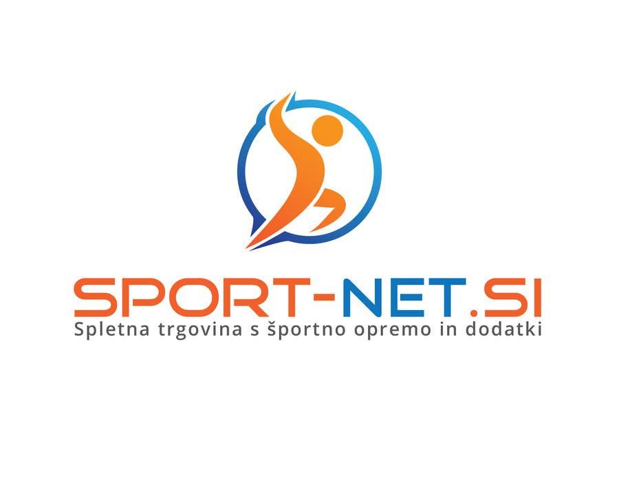 Konkurrenceindlæg #                                        140                                      for                                         Design a Logo for new online sport-shop