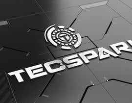 #122 for TECSPARK Corporate Identity by georgeecstazy