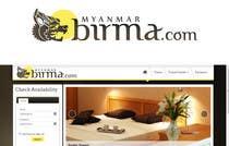 Graphic Design Konkurrenceindlæg #34 for Logo design for a travel website about Burma (Myanmar)
