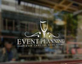 Nro 22 kilpailuun Design a Logo for event planning company käyttäjältä jbonkrievner