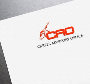 #20 for Design a Logo for Career Advisory Office af webhub2014