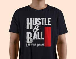 #114 for Logo design for brand Hustle&Ball by colorgraph