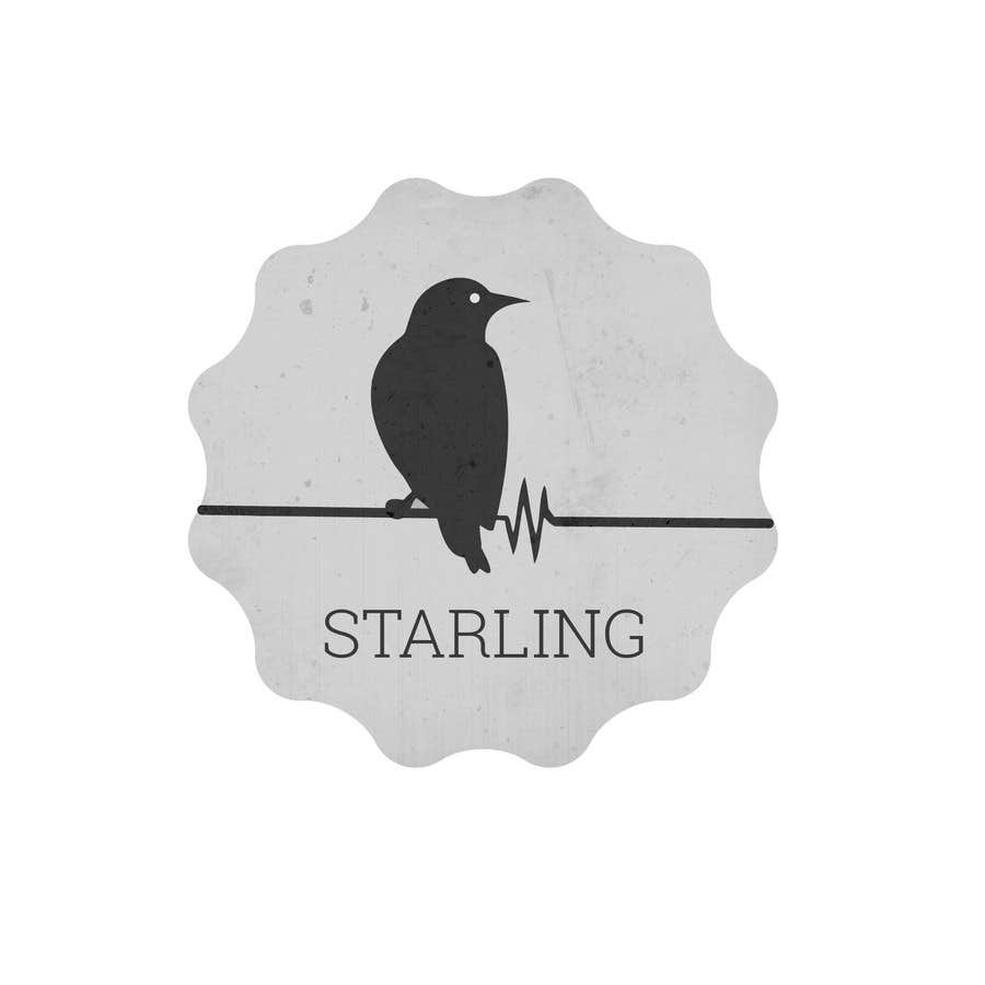Konkurrenceindlæg #                                        1                                      for                                         Redesign the logo for Starling winter hats company.