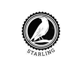 #85 untuk Redesign the logo for Starling winter hats company. oleh HagerAlaa