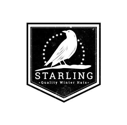 Konkurrenceindlæg #                                        97                                      for                                         Redesign the logo for Starling winter hats company.