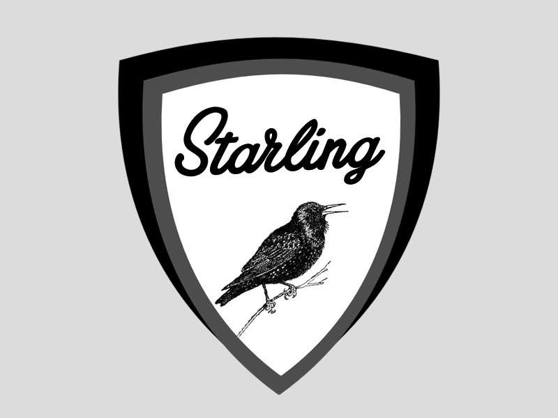 Konkurrenceindlæg #                                        64                                      for                                         Redesign the logo for Starling winter hats company.