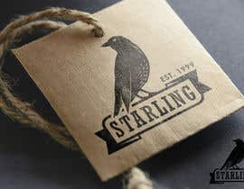 #114 untuk Redesign the logo for Starling winter hats company. oleh MaxKh87