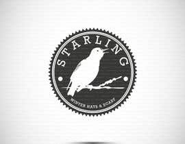 #100 untuk Redesign the logo for Starling winter hats company. oleh kimuchan