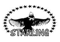 Graphic Design Konkurrenceindlæg #107 for Redesign the logo for Starling winter hats company.