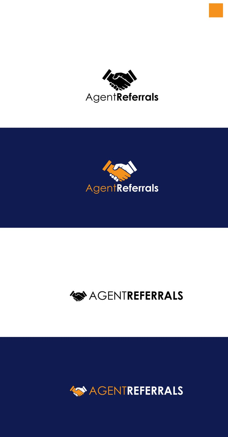 Contest Entry #                                        1                                      for                                         Design a Logo for my referral website.