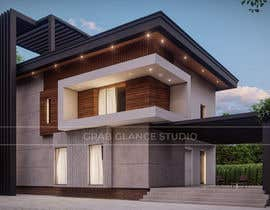 #32 para Exterior Design for a house por rohit618pathak