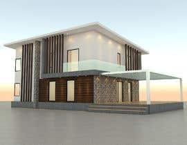 #26 para Exterior Design for a house por VimalKumarNishad