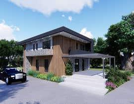 #37 para Exterior Design for a house por mrsc19690212