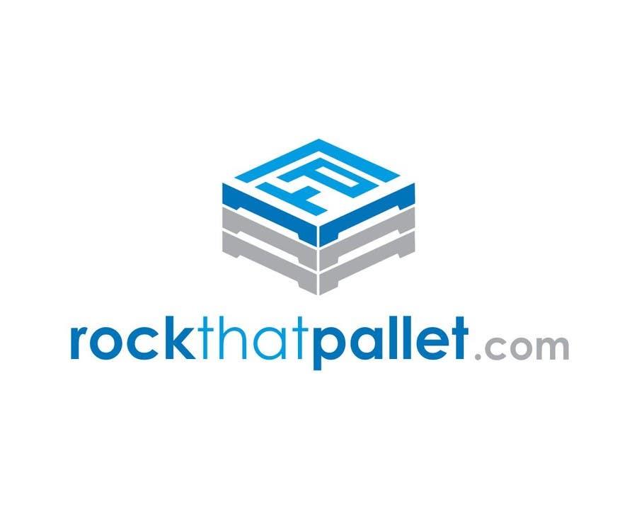 Konkurrenceindlæg #                                        10                                      for                                         Design a Logo for Rockthatpallet.com