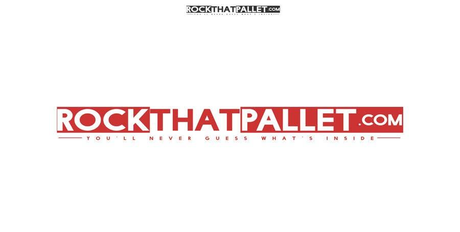 Konkurrenceindlæg #                                        9                                      for                                         Design a Logo for Rockthatpallet.com