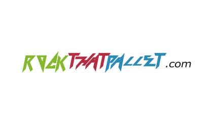 Nro 4 kilpailuun Design a Logo for Rockthatpallet.com käyttäjältä angela2015
