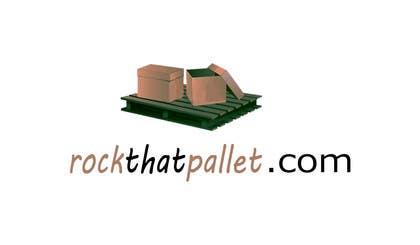 Nro 14 kilpailuun Design a Logo for Rockthatpallet.com käyttäjältä angela2015