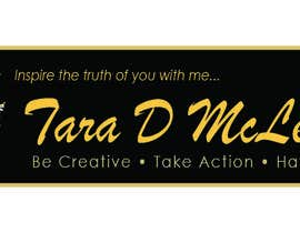 #7 for Design a Logo for Tara D McLeod by dickson220