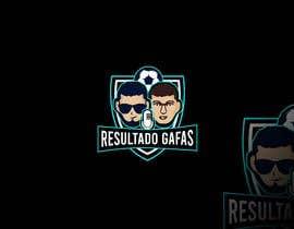 #40 para Diseño Logo programa futbol Resultado Gafas de dewiwahyu