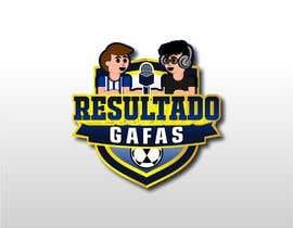 #29 para Diseño Logo programa futbol Resultado Gafas de Sico66