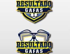 #33 para Diseño Logo programa futbol Resultado Gafas de Sico66
