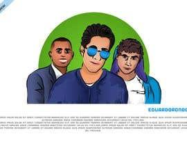 #52 para Diseño Logo programa futbol Resultado Gafas de EduardoRondon23