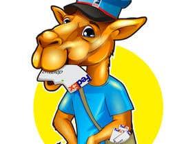#71 for Camel Eating Mail af Sobisss