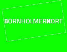 #117 for Design a Logo for BornholmerKort by Mranden