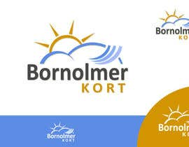 #104 for Design a Logo for BornholmerKort by exua