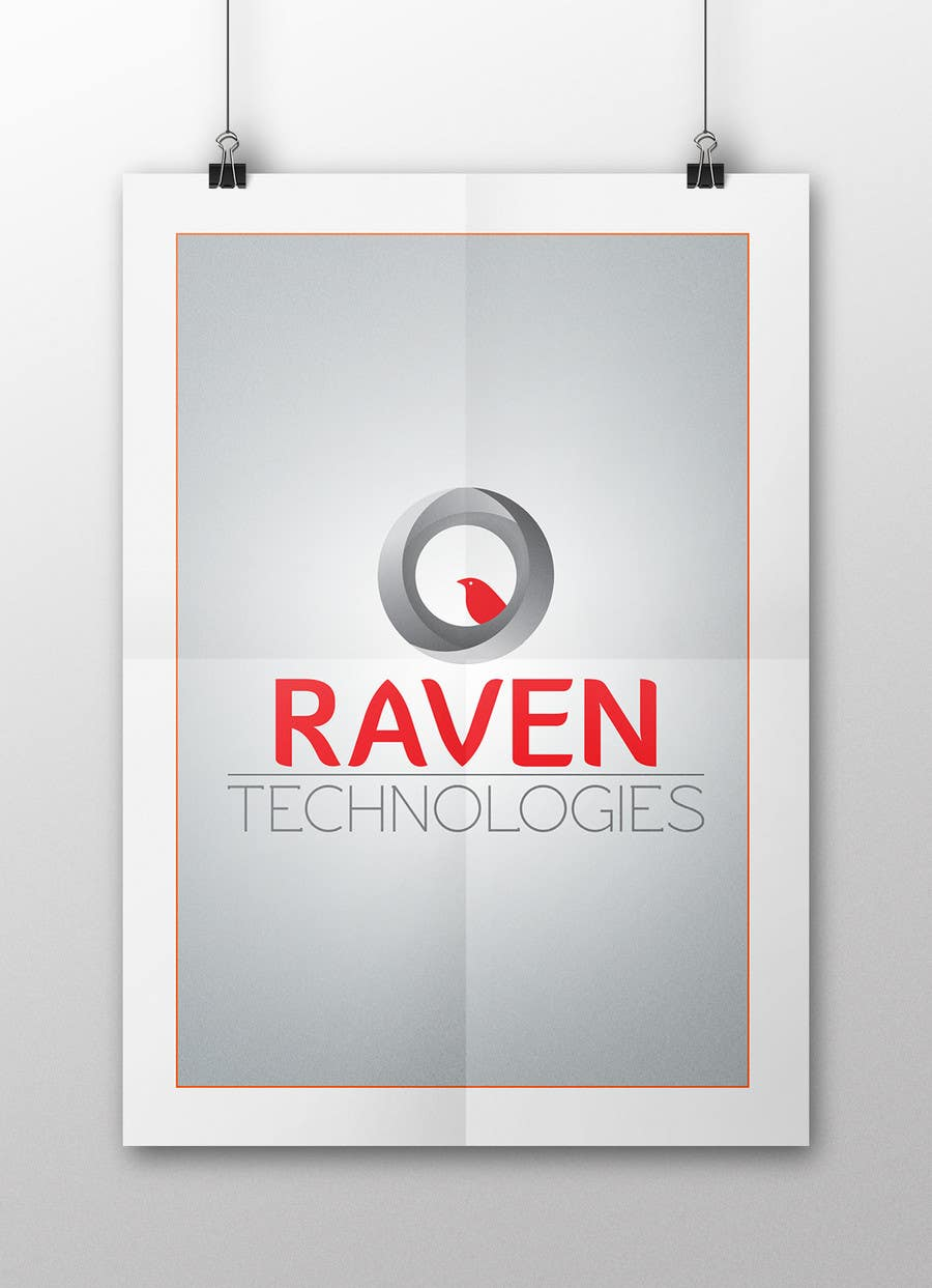 Contest Entry #                                        48                                      for                                         Design a Logo for Raven Tech (IT Reseller)