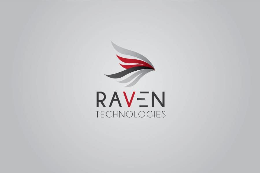 Konkurrenceindlæg #                                        43                                      for                                         Design a Logo for Raven Tech (IT Reseller)
