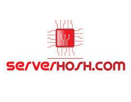 #24 for Design a Logo for ServerHosh by georgeecstazy