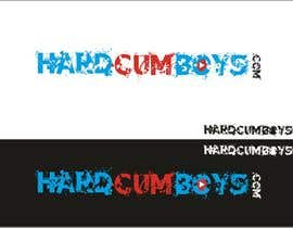 #31 for Logo Design for hardcumboys{dot}com af airbrusheskid