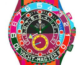 #9 cho Create POP ART Watch Painting bởi mukundrathi2905