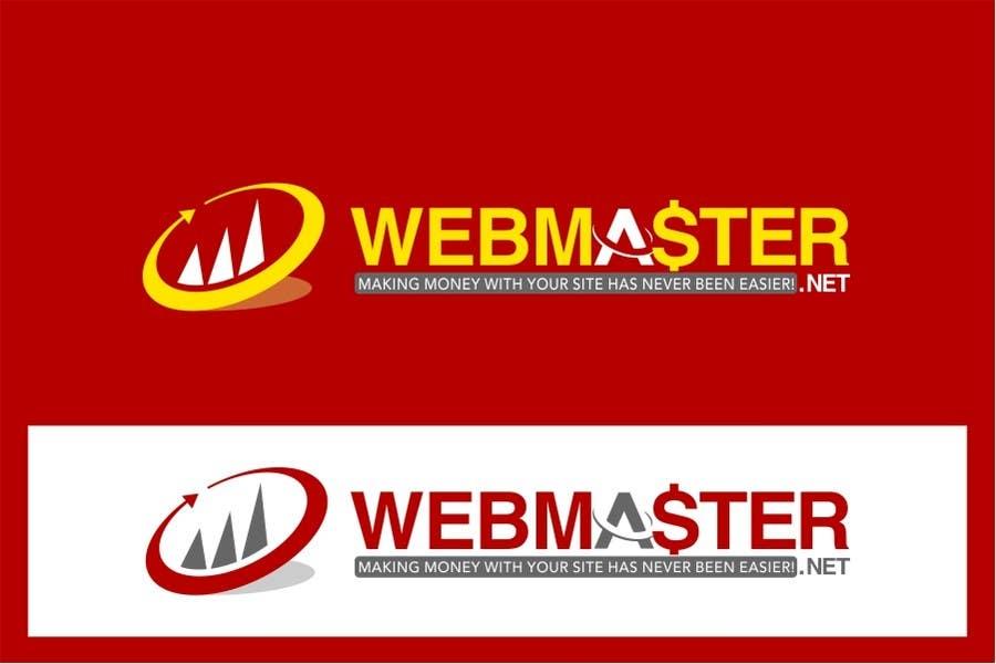 Konkurrenceindlæg #                                        10                                      for                                         Logo Design for Webmaster.Net / AI Vectors!