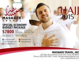 #45 for Hajj 2015 Flyer af dipta165