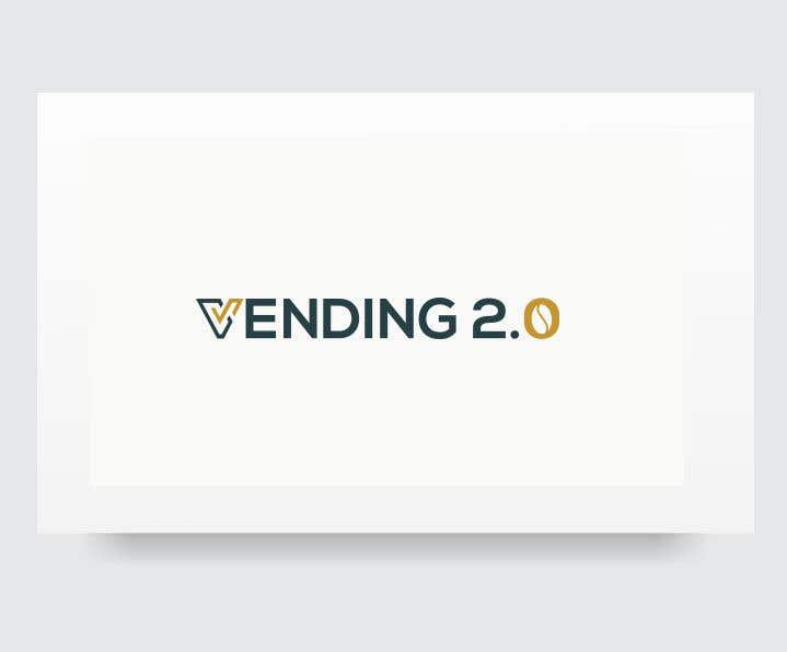 """Inscrição nº                                         58                                      do Concurso para                                         Logo para esta marca/nome """"VENDING 2.0"""""""