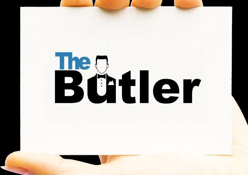 Contest Entry #                                        21                                      for                                         Design a Logo for The Butler