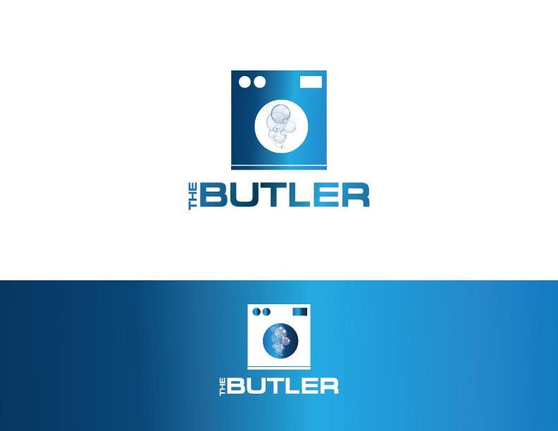 Contest Entry #                                        5                                      for                                         Design a Logo for The Butler