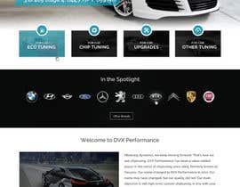 #76 for Design a Website Mockup for a (chip)Tuning company by SadunKodagoda